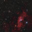 NGC 7635,                                Manel Martín Folch