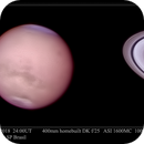 Mars and Saturn July 18 2018,                                rmarcon
