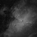 M16  Eagle Nebula,                                Michael Heimbach