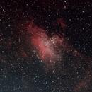 M16 Eagle Nebula,                                Cesar