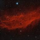 Nebulosa California - NGC 1499,                                Jordi Compte