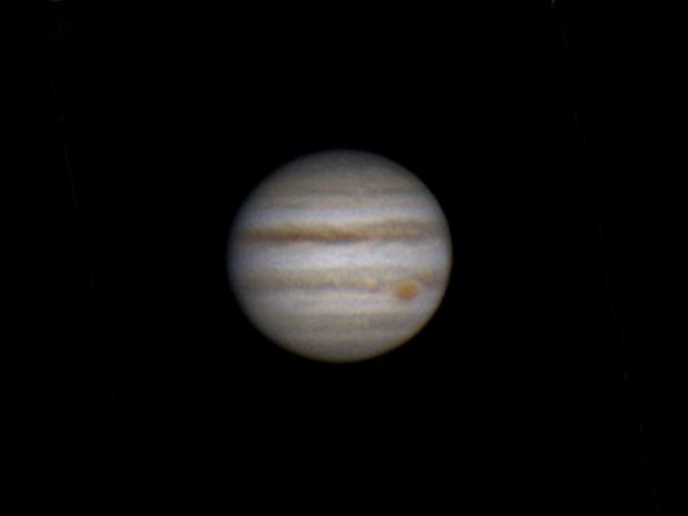 Jupiter and the GRS  17 April 2015,                                bubu_77