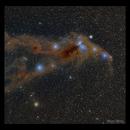The Anteater Nebula NGC6726 in Corona Australis,                                Göran Nilsson