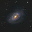 NGC 4725,                                Franco Sgueglia & Francesco Sferlazza