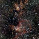 NGC3576,                                Ian Stephenson