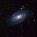 Bodes Galaxy (M81),                                Johnnyboy1104