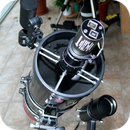 """Skywatcher 114/450 """"Newton"""" with axial camera,                                Doc_HighCo"""
