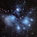 M45 Pleiades Nebula,                                Greg McCall