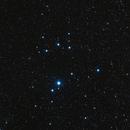 Southern Pleiades,                                Mauricio Christiano de Souza