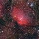 Sh2-101 - The Tulip Nebula,                                GALASSIA 60