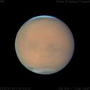 Mars | 2018-07-20 7:47 UTC | RGB,                                Chappel Astro