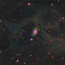 NGC 918 and MBM 8 (Galactic Cirrus),                                sky-watcher (johny)