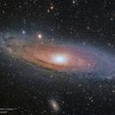 Andromeda Galaxy,                                RAMI SAADAH