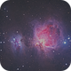 Orion and Running Man Nebulae (M42 and others),                                Hon Yi