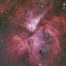 NGC 3372 - Eta Carina Nebula,                                Andrew Hayes