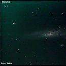 Galáxia do Escultor,                                Arthur Inácio
