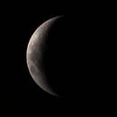 Moon at 22% (17 Apr 2021),                                KiwiAstro