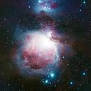 Great Orion Nebula 2021a,                                Bitfodder