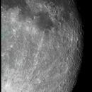 The Moon west side,                                Dominique Callant