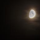 Moon - Jupiter Conjunction in HDR,                                Robert Eder