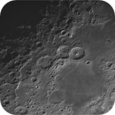 Moon (shot in daylight),                                John Leader