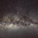 Milkyway - Galatic Center,                                Martin Junius