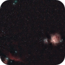 Orion's Belt and Comet Atlas,                                Jordan Cook