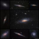 Summary of 2018 - Episode I - Galaxies,                                Łukasz Sujka