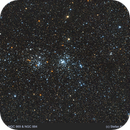 Double Cluster, h&chi persei, NGC 869, NGC 884,                                xb39