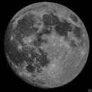Nearing full moon April 25th 2021,                                Wouter D'hoye