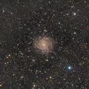 IC 342,                                Matteo Quadri