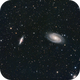 M81 and M82,                                Dave B