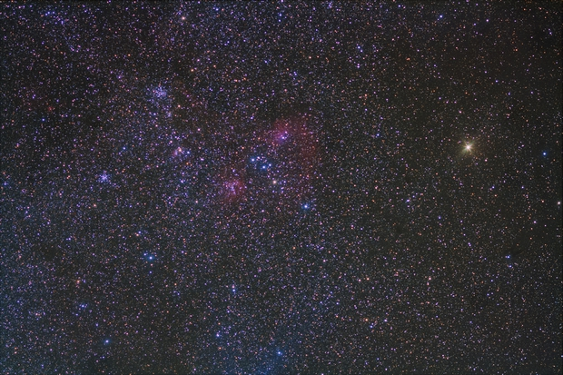 Auriga: a casket of jewels! :) from the Alps!,                                Gianni Cerrato