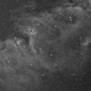 Soul Nebula in Ha,                                bobzeq25