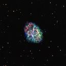 M1 - The Crab Nebula,                                Jason Wiscovitch