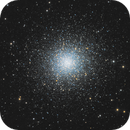 M13 - Great Globular Cluster in Hercules,                                Thomas Richter