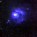 M8 - Nebulosa da Lagoa,                                André Lucas Melo