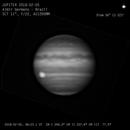 Jupiter CH4 890 nm 2018 02 05 08:23 UTC,                                Almir Germano