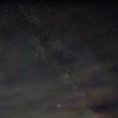 Smokey Milky Way,                                James Muehlner