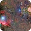 Revisit Orion Mosaic,                                Glenn C Newell