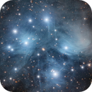 M45 The Pleiades,                                T.Space