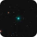 The Turtle Nebula, NGC 6210 ( PK 43+37.1),                                Boris US5WU