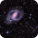 Seyfert Galaxy NGC1097 with Tidal Streams,                                AstroEdy
