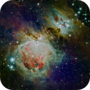 M42 Orion (RGB),                                JLastro