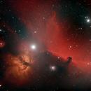 Barnard 33 The Horsehead Nebula,                                Andy Rattler Brown