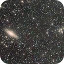 The Deer Lick Group and Stephan's Quintet (new telescope test run),                                seconds_in_eternity