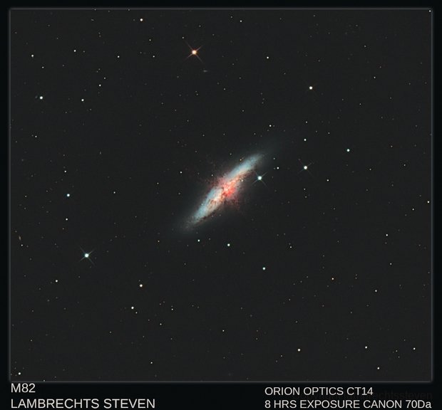 M82,                                lambrechtssteven