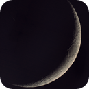 3 day old Moon,                                Neil Emmans