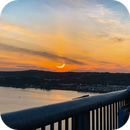 Partial Solar Eclipse - June 10, 2021,                                Dom Schepis