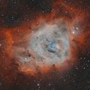 Messier 8,                                Alexander Voigt